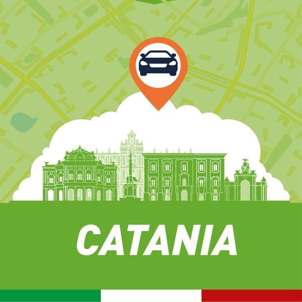 NCC Catania - Noleggio con conducente Catania