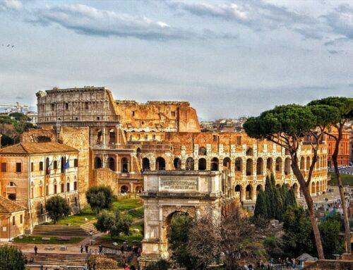 Vacanze a Roma…l'Ncc come mezzo di trasporto