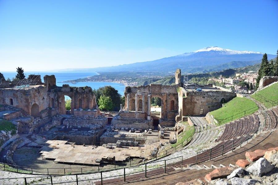 Ncc Taormina Catania
