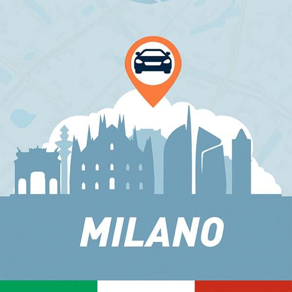NCC Milano - Noleggio con conducente Milano