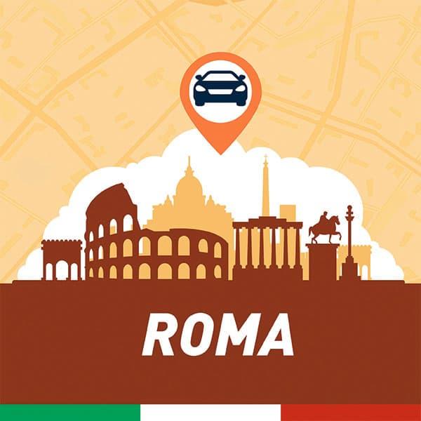 NCC Roma - Noleggio con conducente Roma