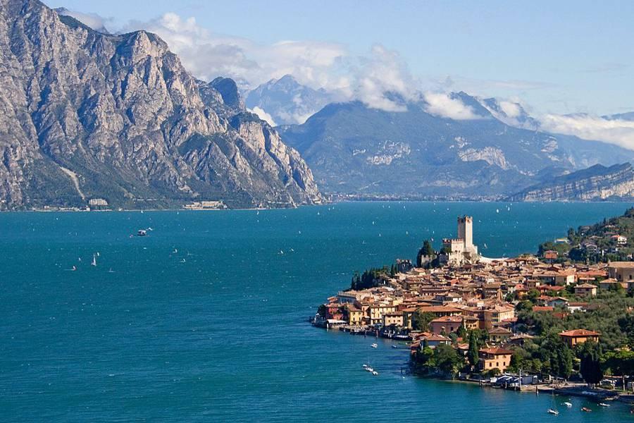 Weekend sul lago di Garda